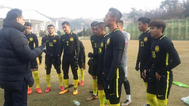 Having undergone three friendlies in South Korea, Malaysia U23 head coach Ong Kim Swee finally decides on the squad that he will take to China.