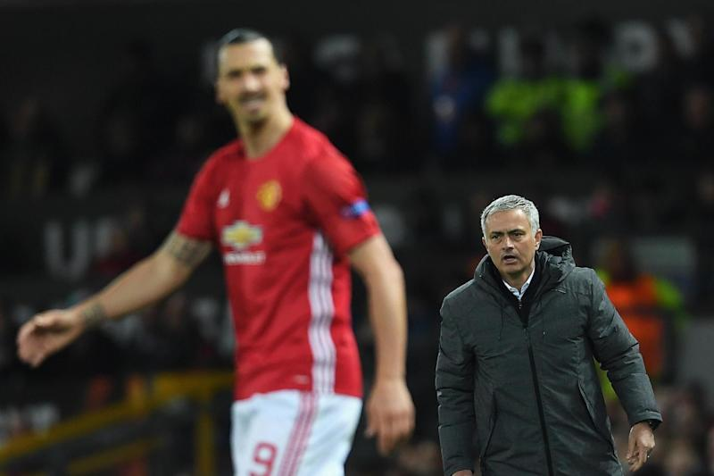 Ibrahimovic may have played his last game for United: Getty Images