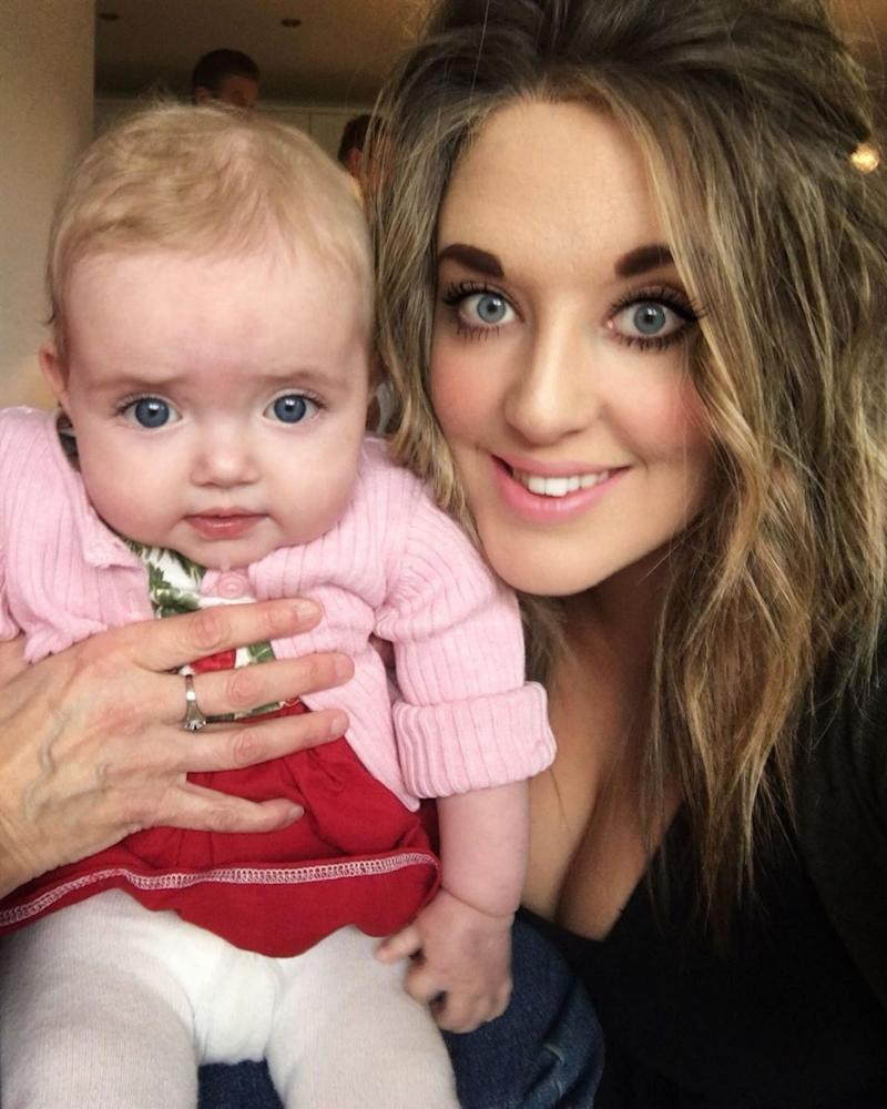 Emma shared the video of Phoebe's seizures in a bid to raise awareness for her daughter's incredibly rare disease. Photo: Mercury Press
