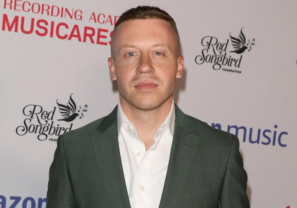 Macklemore has been open about his experience with drug addiction. (Photo: Paul Archuleta/FilmMagic)