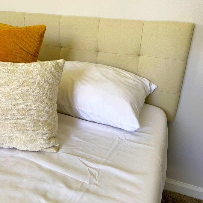 """<h2>Andover Mills Cy Upholstered Headboard</h2><br><strong>Deal: 21% Off</strong><br>Sometimes all it takes to totally refresh your sleep space is one spot-on anchor piece — AKA a bestselling and budget-approved headboard. This simple-yet-chic style is praised for its beautiful linen material, sturdy make, and under-$100 price tag. <br><br><strong>Andover Mills</strong> Cy Upholstered Panel Headboard, $, available at <a href=""""https://go.skimresources.com/?id=30283X879131&url=https%3A%2F%2Fwww.wayfair.com%2Ffurniture%2Fpdp%2Fandover-mills-cy-upholstered-panel-headboard-w003078383.html"""" rel=""""nofollow noopener"""" target=""""_blank"""" data-ylk=""""slk:Wayfair"""" class=""""link rapid-noclick-resp"""">Wayfair</a>"""