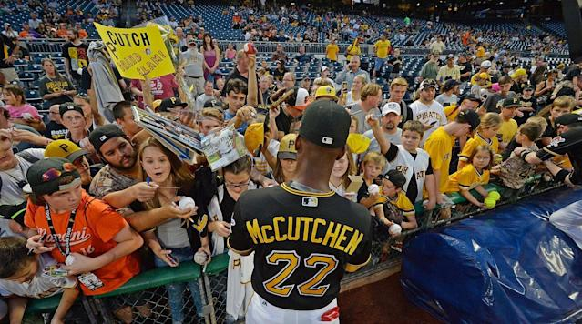 "<p>The high-water mark of the Pittsburgh Pirates in the 21st century came on the night of Oct. 1, 2013, as 40,487 fans clad in black and gold rang PNC Park with chants of ""CUE-TO, CUE-TO."" On the mound stood Reds ace Johnny Cueto, Cincinnati's choice to start the NL wild-card game against a Pirates team that was making its first postseason appearance in 21 years. But in the second inning, he'd run into trouble, surrendering a solo home run to Marlon Byrd that brought out the chants. A few minutes later, Cueto, while facing Russell Martin, dropped the ball while transferring it from glove to hand. The chants grew louder. On the very next pitch, Martin rocketed a ball out over the left-center wall for a home run. The chants became deafening.</p><p>It had been two decades since Pirates fans had anything at all to cheer about, much less a playoff team. Pittsburgh beat Cincinnati that night to advance to the Division Series, then took a 2–1 lead on the Cardinals. The Pirates' first trip to a pennant series since 1992 was one win away. But then the wave broke as the Cardinals rallied to win the series and move on to the NLCS. The Pirates made the playoffs the next two years but ran into Madison Bumgarner in the former and Jake Arrieta in the latter and lost in the wild-card game both times. Pittsburgh slumped from 98 wins in 2015 to 78 in '16 to 75 last year. That wild October night receded further and further into the distance.</p><p>Now the hope of ever getting back to those heights seems to be a lifetime away. Over the course of 48 hours from Saturday through Monday, the Pirates didn't just punt their 2018 chances by trading Gerrit Cole and Andrew McCutchen; they also announced that sustained contention in Pittsburgh is a pipe dream. In trading both players—<a href=""https://www.si.com/mlb/2018/01/13/gerrit-cole-trade-astros-pirates-hot-stove"" rel=""nofollow noopener"" target=""_blank"" data-ylk=""slk:Cole to Houston"" class=""link rapid-noclick-resp"">Cole to Houston</a>, <a href=""https://www.si.com/mlb/2018/01/15/pittsburgh-pirates-trade-andrew-mccutchen-san-francisco-giants"" rel=""nofollow noopener"" target=""_blank"" data-ylk=""slk:McCutchen to San Francisco"" class=""link rapid-noclick-resp"">McCutchen to San Francisco</a>—ownership declared the current team's window of opportunity shut and moved on to sowing the seeds for the future. But it's hard not to feel like, even as the team was coming off that magical 2013 run, the Pirates didn't do enough to keep that window open as long as they could.</p><p>Few teams could boast as impressive a young core as the 2013 Pirates. McCutchen, Cole, Starling Marte, Neil Walker, Pedro Alvarez, and Josh Harrison were all homegrown stars under 30, with top prospect Gregory Polanco joining them in 2014. The pieces were in place to build something special and sustainable. But winter after winter, the small-market Pirates refused to spend or sacrifice prospects. The winter after the wild-card win over the Reds, Pittsburgh's only addition of note was journeyman starter Edinson Volquez. A year later, it was the low-cost veteran combo of A.J. Burnett and Francisco Liriano. And the year after that, coming off 98 wins and a second-place finish in the NL Central, the offseason consisted of letting Alvarez walk and trading Walker to the Mets while signing bargain-bin options like John Jaso, Ryan Vogelsong, and David Freese.</p><p>To do so little when given McCutchen, Cole and more is a baseball crime. The next step was within reach, but every time, the Pirates pulled up short, choosing instead to spend little or stick to the status quo. Contrast that to their fellow small-market also-rans, the Royals, who similarly turned a fecund farm system into surprise contention but also chose to go for it when they had the chance, landing Ben Zobrist and Johnny Cueto at the 2015 trade deadline, cost be damned. The result: the first World Series title in Kansas City in 30 years. Pittsburgh, sitting on its hands year after year, will enter 2018 on a 39-year title drought.</p><p>And you can expect that streak to go on indefinitely, because Pirates ownership has made it clear that spending what it takes to make the team a contender isn't ever going to be in the cards. Here's what Pittsburgh principal owner Bob Nutting told reporters on Monday night after trading McCutchen:</p><p>Reading that response, keep in mind that Nutting is a billionaire who owns a newspaper conglomerate and is the chairman of a ski resort in Pennsylvania. Keep in mind that, before the 2017 season, Forbes <a href=""http://www.post-gazette.com/sports/pirates/2017/04/11/MLB-pirates-value-forbes-estimate-steelers-penguins/stories/201704110164"" rel=""nofollow noopener"" target=""_blank"" data-ylk=""slk:valued the Pirates"" class=""link rapid-noclick-resp"">valued the Pirates</a> as being worth $1.25 billion. Keep in mind that the Pirates are revenue sharing recipients, and that their $109 million payroll in 2017 was 25th in the league, some $50 million below the MLB average. Keep in mind that, in 2010, <a href=""http://www.espn.com/mlb/news/story?id=5484947"" rel=""nofollow noopener"" target=""_blank"" data-ylk=""slk:the AP reported"" class=""link rapid-noclick-resp"">the AP reported</a> that Pittsburgh—which opened that season with the lowest payroll in baseball at just $39.4 million—made $29.4 million in '07 and '08. And keep in mind that, at some point this year, every MLB owner, including Nutting, will receive $50 million from the league, no strings attached, <a href=""http://mlb.nbcsports.com/2017/12/27/top-25-baseball-stories-of-2017-24-disney-purchases-majority-stake-in-bamtech/"" rel=""nofollow noopener"" target=""_blank"" data-ylk=""slk:as part of its sale of a majority stake in BAMTech to Disney"" class=""link rapid-noclick-resp"">as part of its sale of a majority stake in BAMTech to Disney</a> (on top of the $33 million each already received in 2016 for a minority stake sale).</p><p>Does that sound like a team that needs to be counting every penny, or that can't find a way to put the pieces around McCutchen and Cole to compete for a World Series? Those two players will make just under $22 million combined in 2018, a pittance in today's market, yet Pittsburgh decided that was a financial bridge too far. And from the way Nutting makes it sound, nothing would have changed that. A team worth a billion dollars and with nearly $300 million in revenue last year chooses to hide behind cries of poverty. A billionaire complains about how the game is rigged against him and chooses to cut payroll, deal away stars, and play next season on the cheap (the Pirates have a mere $70 million on the books for 2018). In the battle between the fans and the bottom line, the money won.</p><p>Therein lies the real tragedy of the Pirates dealing away Cole and McCutchen. After two decades of irrelevance and stupidity and stinginess and losing, after watching top-10 draft picks get wasted on Bryan Bullington and J.J. Davis and Bobby Bradley, the Pirates had finally unearthed true franchise stars. Here was a gift beyond belief—and the Pirates wasted it. They had the chance to break through, to build teams around McCutchen and Cole that would contend for years. But instead, they've torn it all down because it would've cost too much.</p><p>All across Pittsburgh and western Pennsylvania, kids and adults alike are taking down McCutchen posters or bundling up jerseys and trying to talk themselves into believing that the next Cole and McCutchen are just around the corner. But there are plenty more who recognize this as the usual song and dance from a team that refuses to try, that just gave away the face of the franchise to save a few million dollars and will be nigh unwatchable for who knows how long, and that the next McCutchen will be shipped out, too, the moment his price gets too high.</p><p>McCutchen <a href=""https://www.theplayerstribune.com/andrew-mccutchen-pirates-dear-pittsburgh/"" rel=""nofollow noopener"" target=""_blank"" data-ylk=""slk:loved the city of Pittsburgh"" class=""link rapid-noclick-resp"">loved the city of Pittsburgh</a>, and they <a href=""http://www.post-gazette.com/sports/pirates/2018/01/15/Fans-thank-Andrew-McCutchen-question-Pirates-motives-on-Twitter-following-trade-to-Giants/stories/201801150140"" rel=""nofollow noopener"" target=""_blank"" data-ylk=""slk:loved him back"" class=""link rapid-noclick-resp"">loved him back</a>. He was their superstar, the one who was going to carry them back to glory. Instead, they'll watch from afar as he toils for another team, thousands of miles away from the home that should have been his forever. They deserved a better ending than this—and a better future than the one Pirates ownership has condemned them to.</p>"