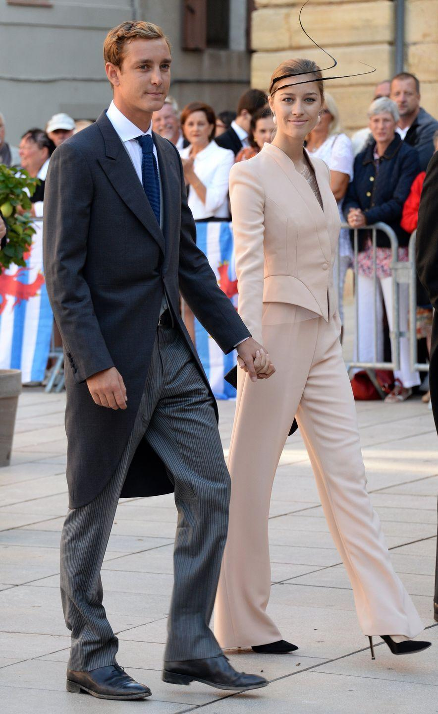 <p>In 2014, Beatrice wed the youngest son of Princess Caroline of Monaco (also Grace Kelly's grandson), Pierre Casiraghi, in Monte Carlo. Borromeo and Pierre met while they were both studying at the University Luigi Bocconi in Milan. Before her marriage, she received degrees in law and journalism and contributed to <em>Newsweek</em> and <em>The Daily Beast</em>.</p>