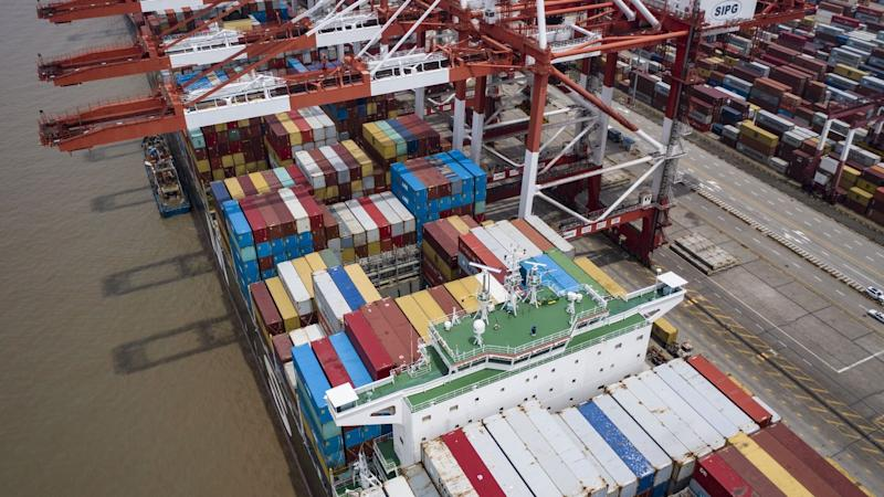 Some Chinese Ports Are Jammed Again on Virus Testing of Food