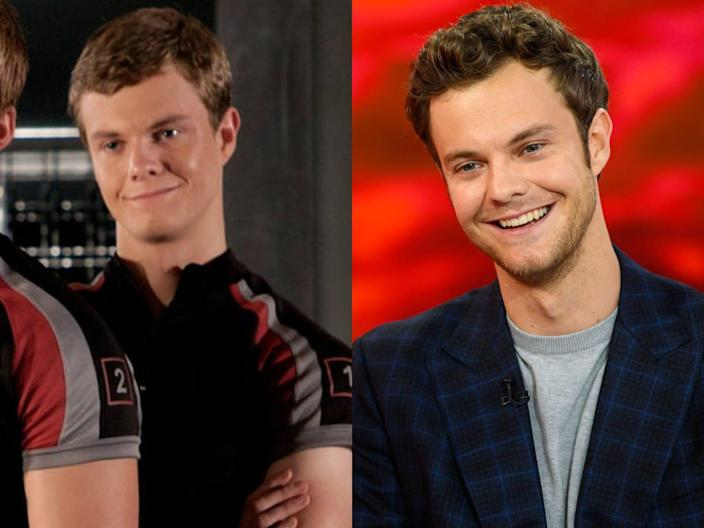 """jack quaid in """"The Hunger Games."""""""