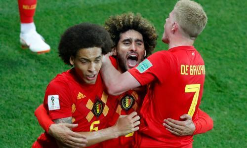 Fellaini and Chadli as game-changers? This World Cup is absolute chaos