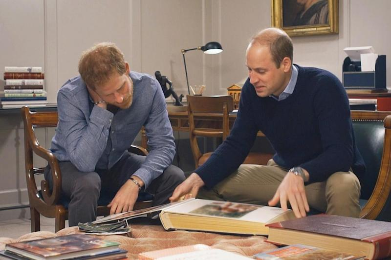 The nation was moved to tears by a recent documentary featuring Princes William and Harry