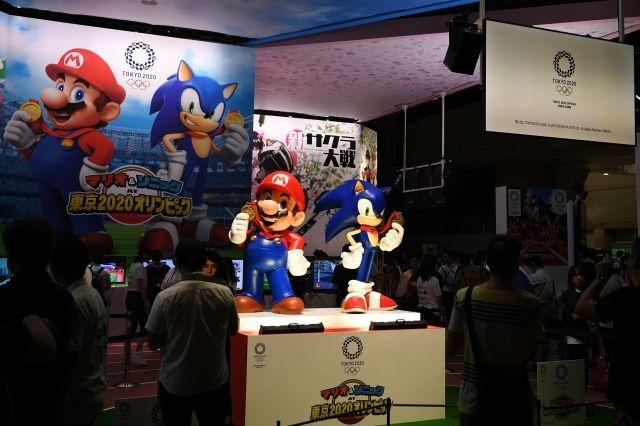 From Death Stranding to Olympic Mario at Tokyo Game Show