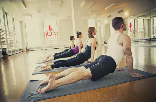 """The Duchess of Sussex has been attending Modo Yoga for """"many years"""" [Image: Modo Yoga]"""