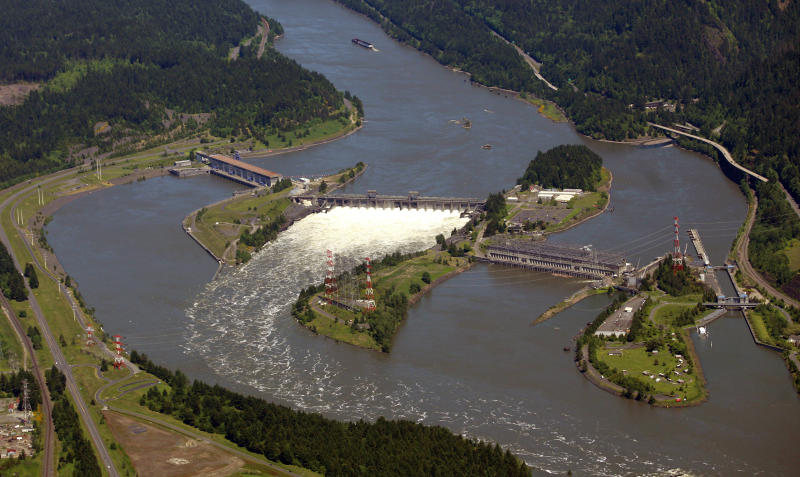 US, Canada to begin talks in 2018 on Columbia River deal