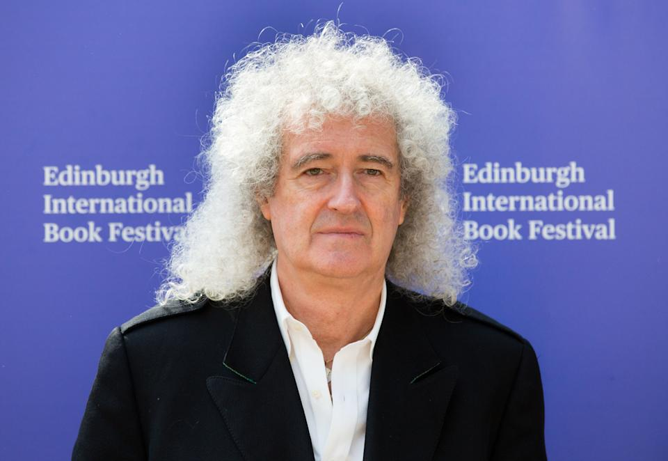 Brian May apologises for appearing to defend Bryan Singer after new abuse allegations