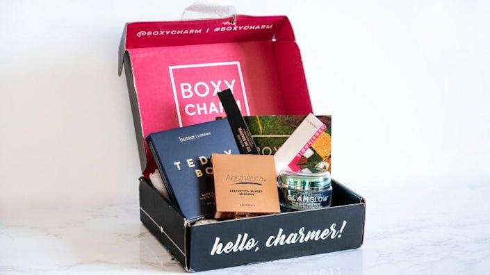 For the makeup lover: Boxycharm