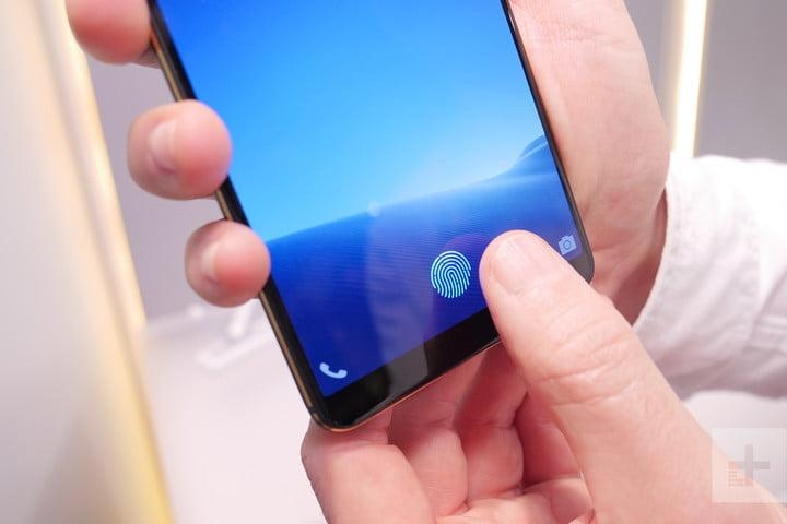 Vivo fingerprint sensor review
