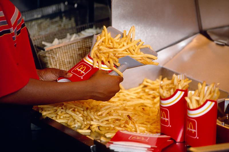 It S National French Fry Day 2019 Today Here S Where To Get