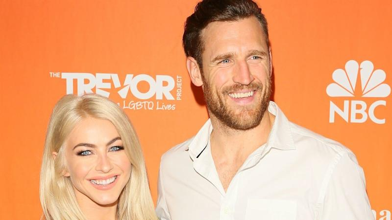 Julianne Hough And Brooks Laich Get Candid About Their Sex