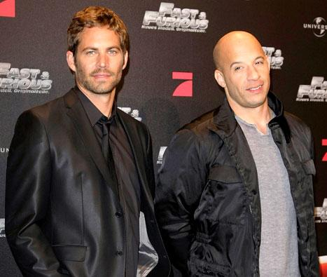 """Vin Diesel Memorializes """"Brother"""" Paul Walker, Thanks Fans at Crash Site in Two Moving Tributes"""