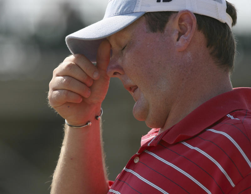 Jarrod Lyle, golf pro battling leukemia, dies at 36
