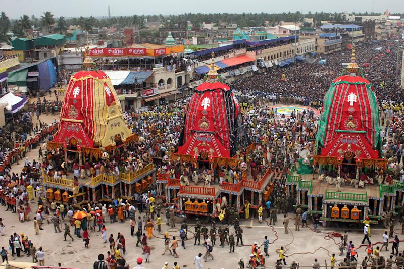Odisha Govt Withdraws Decision to Auction Telecast Rights of Rath Yatra, Wants Trained Commentators