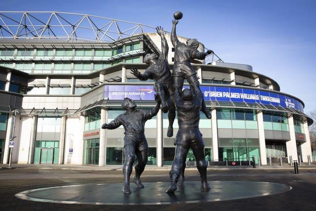 France are due to visit Twickenham on March 13