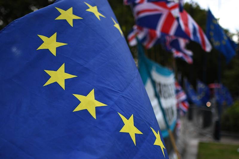 The UK is scheduled to leave the EU on October 31 (Picture: Getty)