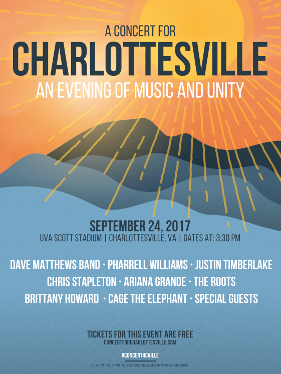 (A Concert For Charlottesville)