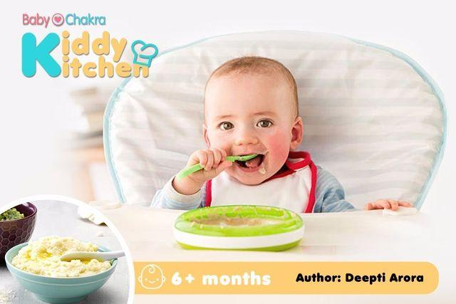 Meal plans for 6 months old weaning babies
