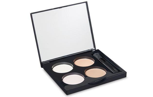 Last up was the Aldi Lacura Stepping Out Contouring and Highlight Palette, which comes in at $9.99. Photo: Aldi