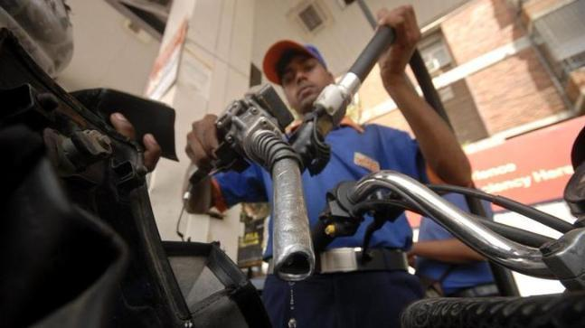 In Mumbai, price of a litre of petrol today stood at Rs 80.10 while diesel cost Rs 67.10 per litre.