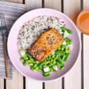 """<p>Another great option for pre-prepared meals that are actually nutritious: Chefly. If you find the prospect of 'healthy eating' a little intimidating or you're short on time, this is the one for you. </p><p>Unlike other microwave meals, which are packed with salt and fat, Chefly's are dairy and refined sugar free – and each portion has a healthy dose of protein in it. Oh, and did we mention? They're all prepped by chefs. Bit different to your standard supermarket ready-made meals, eh.</p><p>Obviously, you'll need to pay a little more for 'em, but it's worth it in our opinion. Having your dinner prepared by a professional instead of your housemates will definitely ease the pain of every restaurant in the country being closed (sob).</p><p>You can choose how many meals you would like to receive every week, or skip a week altogether depending on how busy/stressed/lazy you're feeling. </p><p>Prices start from £6.99 per meal and you can get 20% off your first order using the code 'REALFOOD'.</p><p><a class=""""link rapid-noclick-resp"""" href=""""https://www.eatchefly.com/plans"""" rel=""""nofollow noopener"""" target=""""_blank"""" data-ylk=""""slk:SHOP HERE"""">SHOP HERE</a></p><p><a href=""""https://www.instagram.com/p/B8MSSCUF6tW/"""" rel=""""nofollow noopener"""" target=""""_blank"""" data-ylk=""""slk:See the original post on Instagram"""" class=""""link rapid-noclick-resp"""">See the original post on Instagram</a></p>"""
