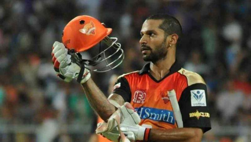 Dhawan is back with Delhi Daredevils for IPL 2019