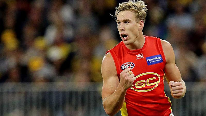 Suns to rest Lynch to help preserve knee. Pic: Getty