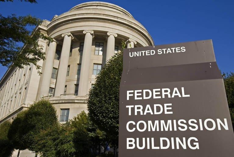 The US Federal Trade Commission (FTC) building is seen September 19, 2006 in Washington, DC