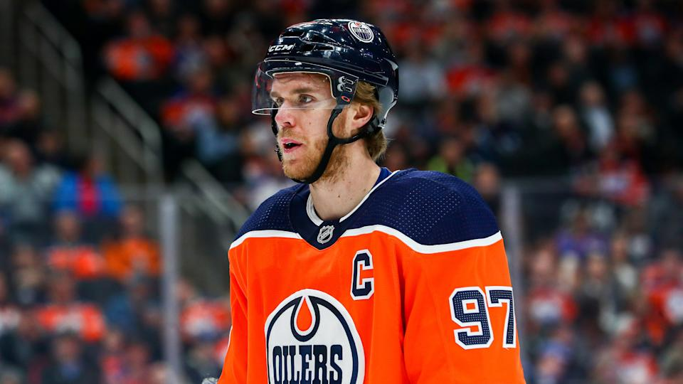 The only thing missing from Connor McDavid's resume is a defining playoff moment. (Curtis Comeau/Icon Sportswire via Getty Images)