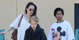 I learn so much from them and I love this stage: Angelina Jolie on parenting