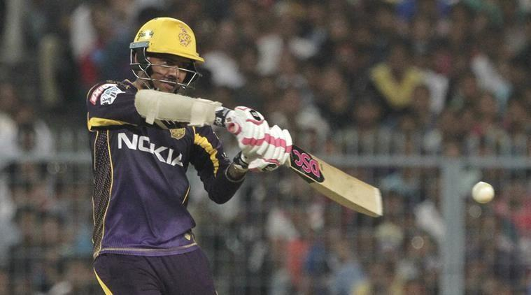 Sunil Narine's innings was the catalyst for a mammoth KKR total
