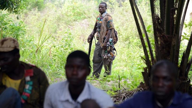 Former Central African Republic presidential guard chief arrested on torture charges