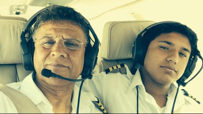 Father and Son Pilots Crash Plane Off the Coast of American Samoa