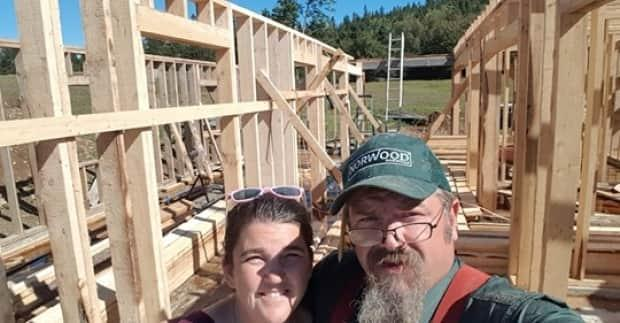 Luke and Jill Coleman are offering their farmland to people looking to get into the farm business in a partnership model. (Luke Coleman/Facebook - image credit)