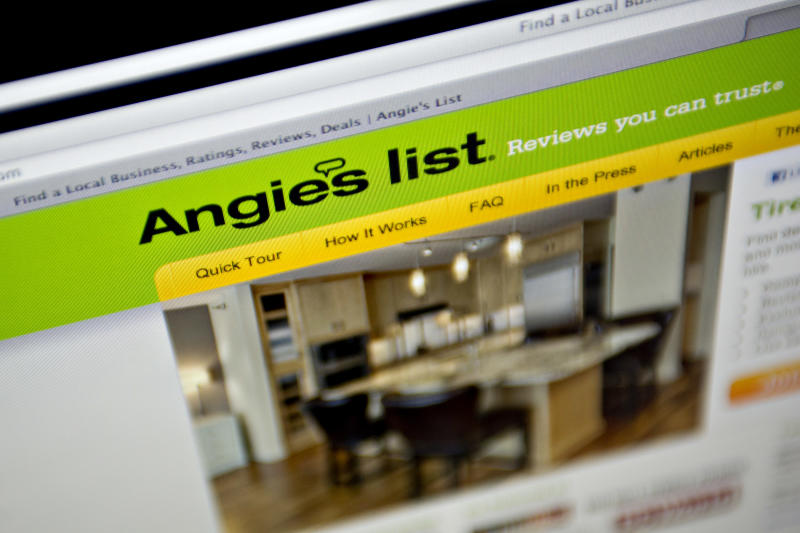 IAC to Buy Angie's List for More Than $500 Million