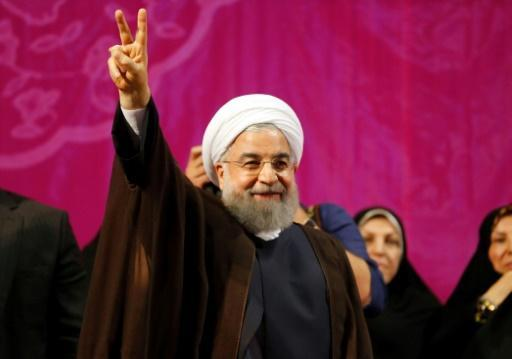Iran's Rouhani: a moderate cleric open to the world
