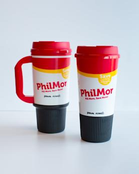 a182310f5eb Filling Up at Pilot Flying J Takes on New Meaning With New 'PhilMor ...