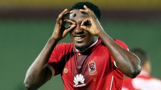 Junior Ajayi leads Al Ahly to victory