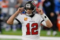 <p>Tom Brady and the Tampa Bay Buccaneers defeated the Detroit Lions in Detroit to advance to the NFL playoffs.</p>