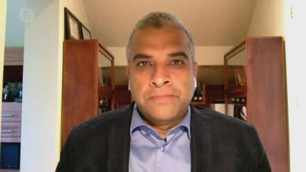 Dr. Trevor Jain says P.E.I.'s education system has good track record so far on COVID-19. (CBC Compass - image credit)