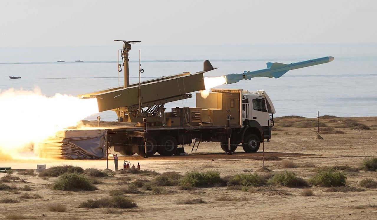 Could Israel's Missile Defenses Withstand a Swarm or Missile Attack from Iran?