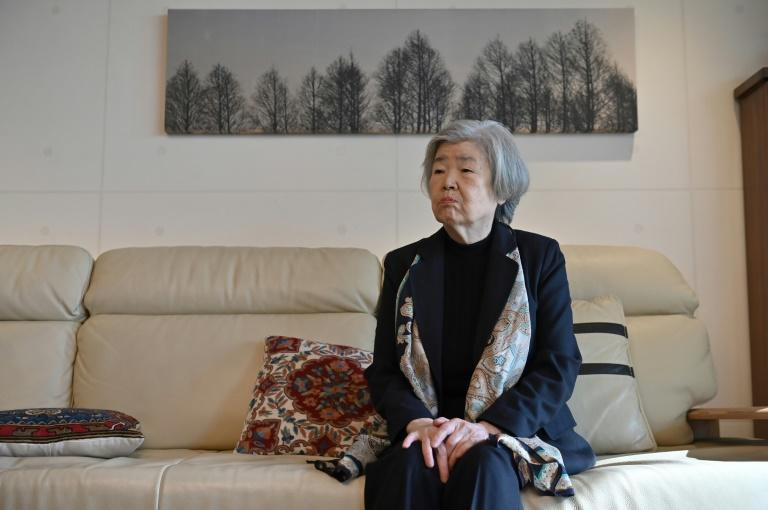 The sister of Kim Jae-gyu, who was executed for assassinating dictator Park Chung-hee forty years ago, is seeking to overturn his conviction for treason