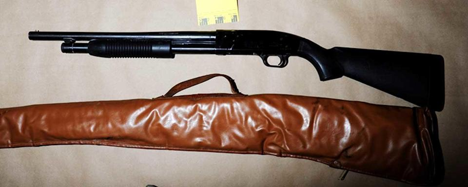Kevin Thomas, a friend of Will Hargrove, told investigators that Will had recently asked to borrow his shotgun to
