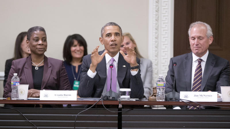 Obama convening export panel at White House
