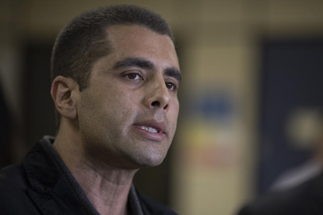 <em>Celebrity surgeon 'Dr Bumbum' has been charged with murder (AP)</em>