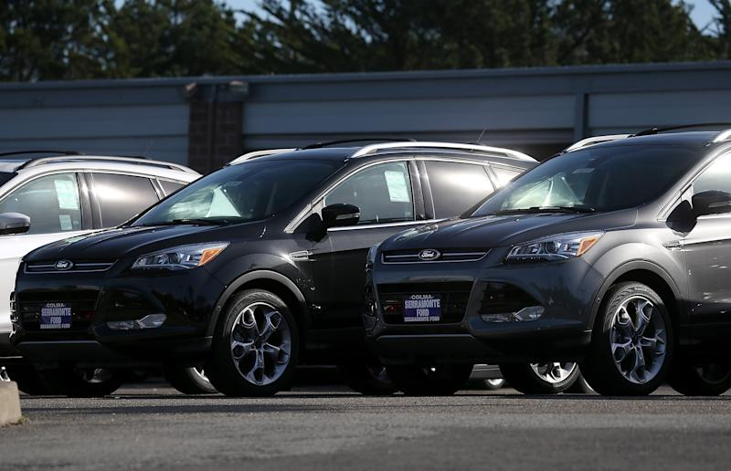 Ford Recalls 89,000 2013 Fusion and Escape Models With Ecoboost Engine